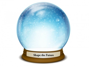 Shape the Future Crystal Ball
