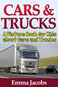 Children's Book About Cars and Trucks