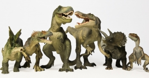 Various Kinds Of Dinosaurs