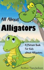 Children's book about Alligators