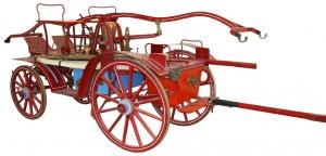 Bucket Brigade Fire Truck