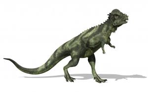 Brachiosaurus standing