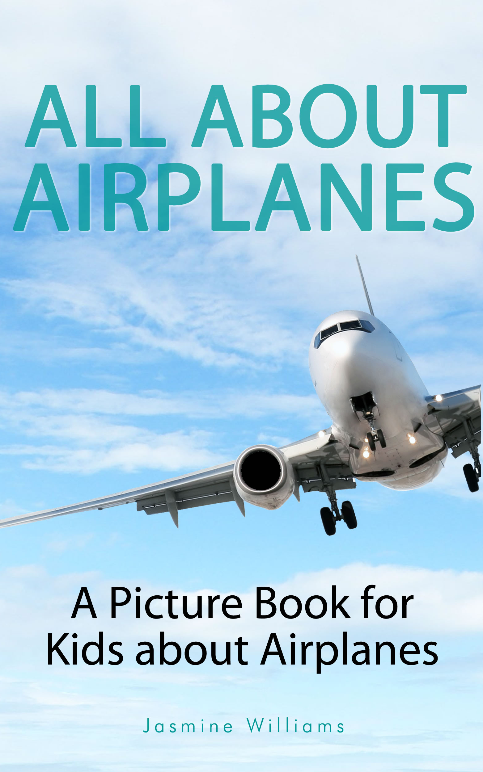 Children's Book About Airplanes