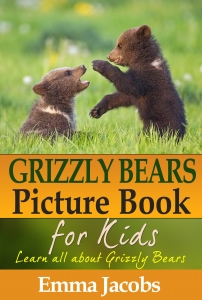Grizzly Bear Book Cover
