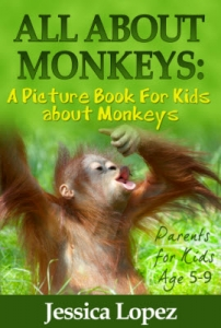 Children's Book About Monkeys
