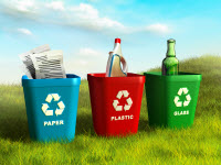 Re-use, Reduce, and Recycle