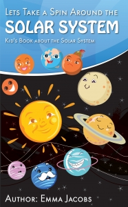 Children's Book About Solar System