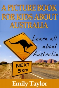 Children's Book About Australia