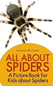 Children's  Book about Spiders