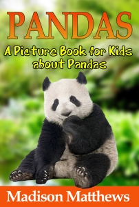 Children's Book About Pandas