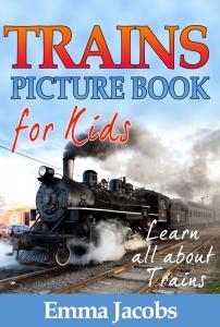 Children's Book About Trains