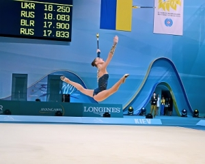 A Rhythmic Gymnastics Known as Power Tumbling