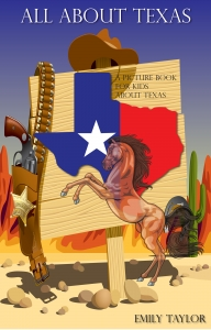 Children's Book about Texas