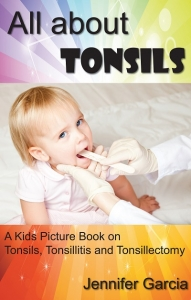 Children's Book About tonsils
