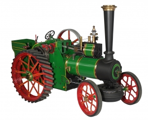 An Automotive Green Steam Engine