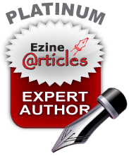 Ezine Articles Expert Author Badge 4