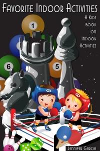 Children's Book About indoor Activities