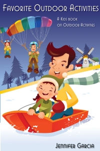 Children's book About Outdoor Activities