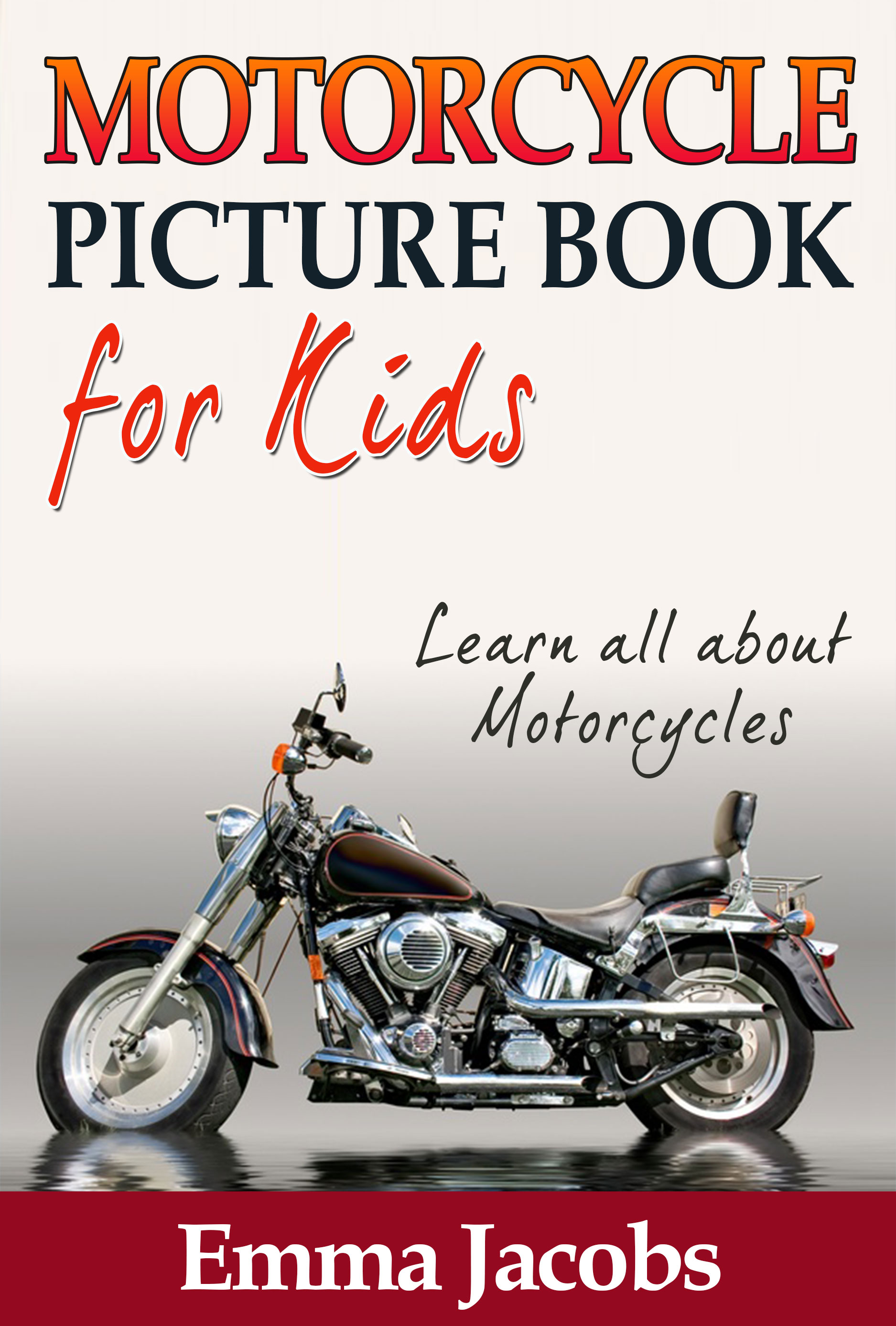 Children's Book About Motorcycles