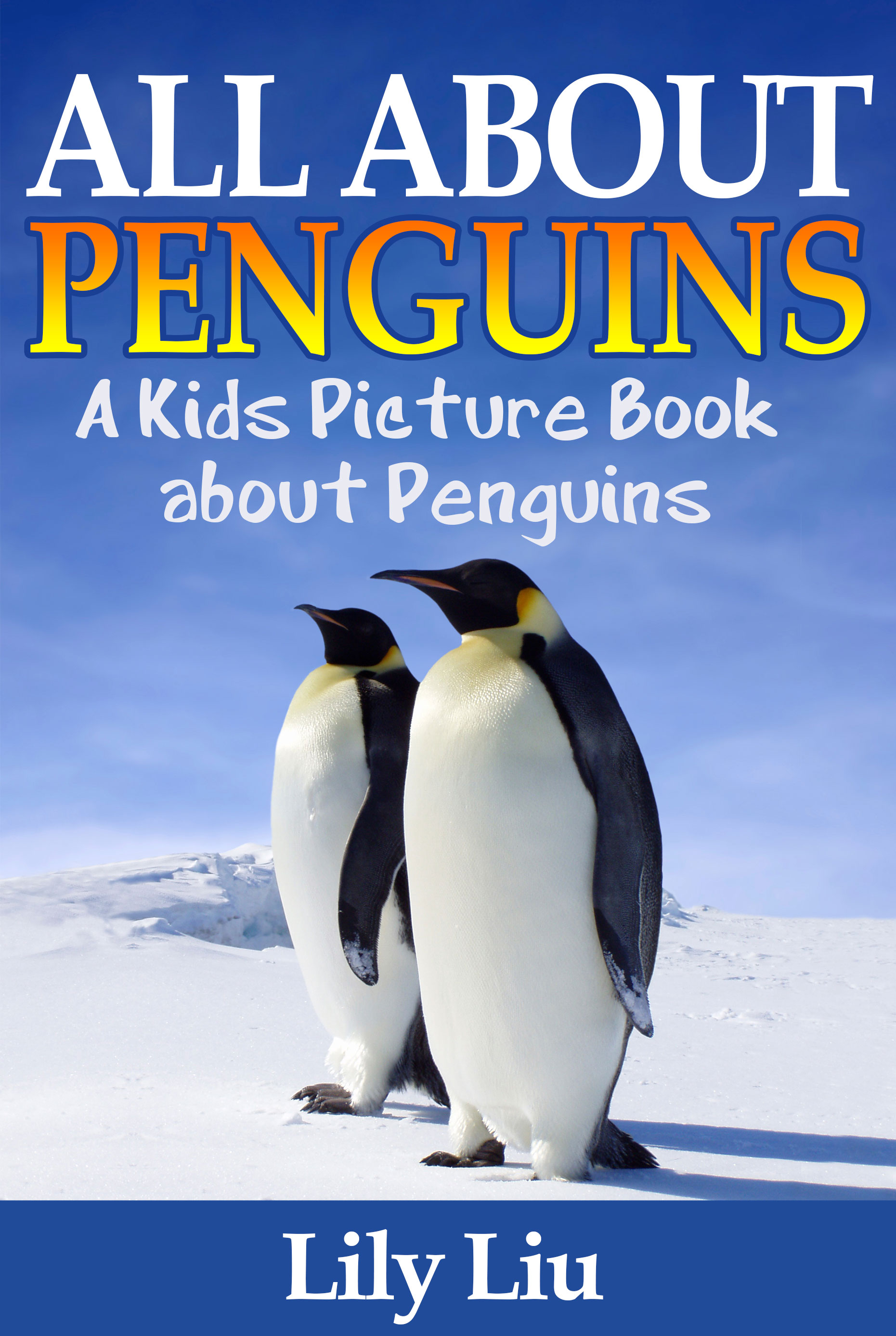 A Reading Place – The World of the Penguin