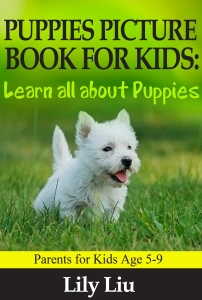 Children's Book About Puppies