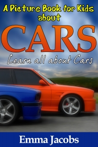Children's Book About cars