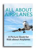 Airplanes book cover