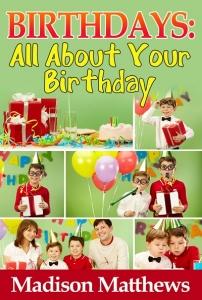 Children's Book About Birthdays