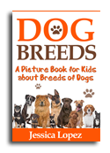 Breeds of Dogs book cover small