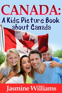 Children's Book About Canada