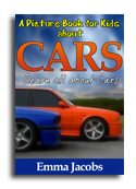 Cars book cover small