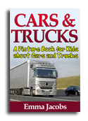 Cars and Trucks book cover small
