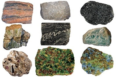 a description of the different types of rocks and its characteristics 6 characteristics for rocks and minerals there are 6 types of characteristics for rocks and minerals this is a comparison of different colours of the minerals.