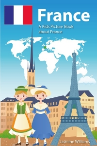 Children's Book About France