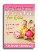 Gymnastics book cover small