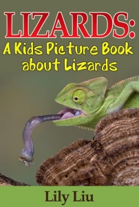 Children's Book About lizards