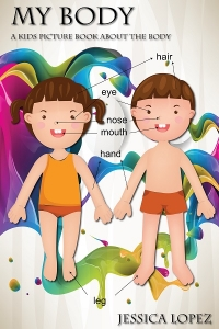 Children's Book About he Body