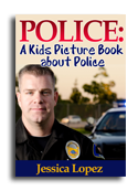 Police book cover small