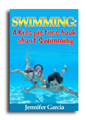 Swimming book cover small