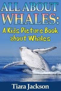 Children's book About Whales