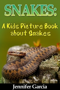 Children's Book About Snakes
