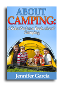Camping book cover small