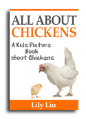 Chickens book cover small