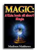 Magic book cover small