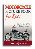 Motorcycles book cover small