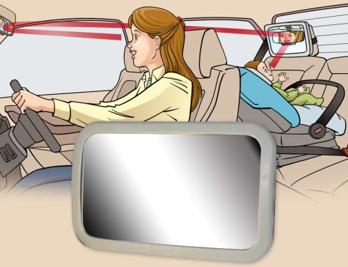 The Back Seat Mirror