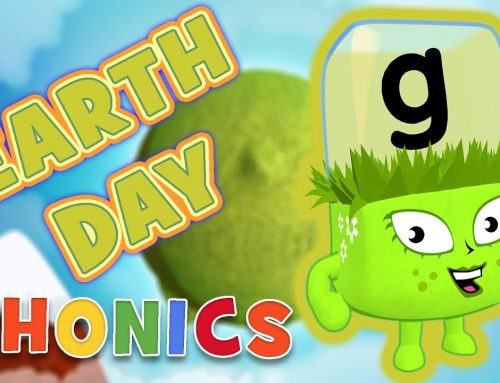 Phonics – Learn to Read | Earth Day Special | Alphablocks