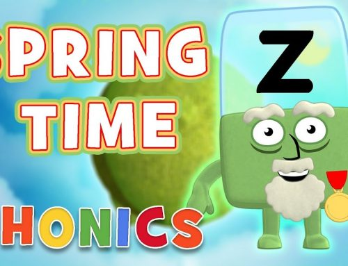 Phonics – Learn to Read | Spring Time Special | Alphablocks