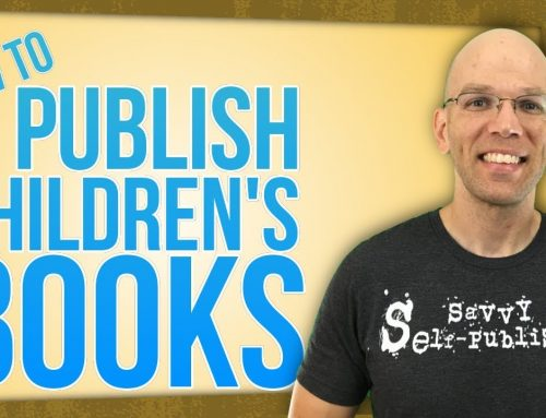 How to Publish a Children's Book on Amazon Kindle