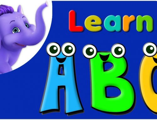 Let's Learn the Alphabet – Preschool Learning